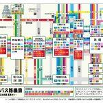 京都バスマップ2017